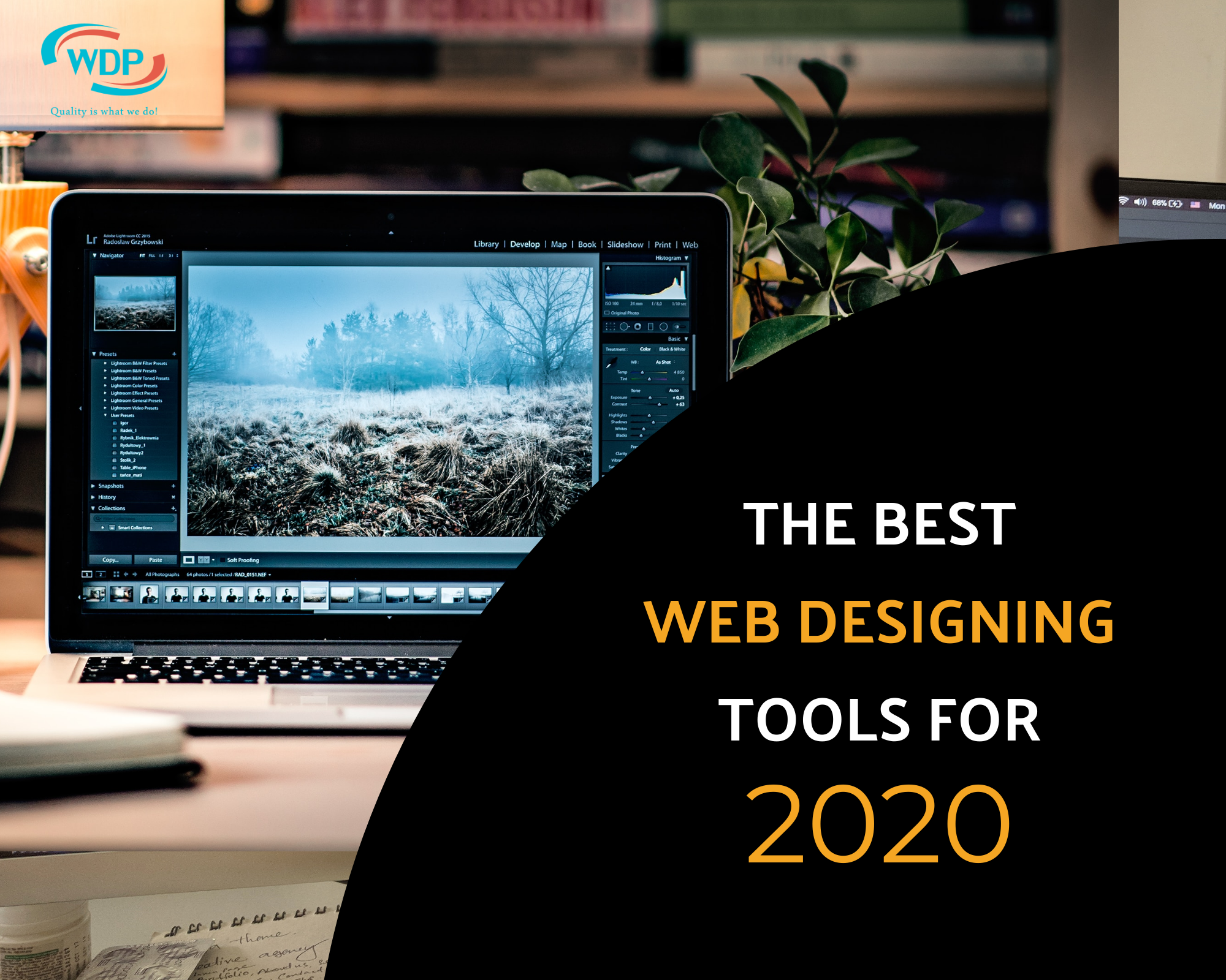 the best web designing tools for 2020